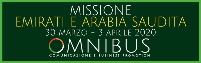 banner missione arabia saudita 2020